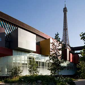 MUSEE DU QUAI BRANLY-JACQUES CHIRAC PARIS 07