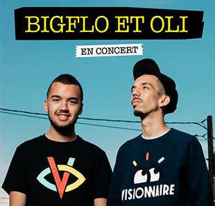 Rap/Hip-hop/Slam BIGFLO ET OLI