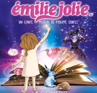 Grand spectacle TOURNEE EMILIE JOLIE 2018