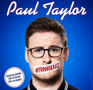One man/woman show PAUL TAYLOR - TOURNEE 2017-2018