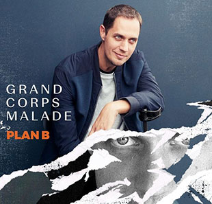 Rap/Hip-hop/Slam GRAND CORPS MALADE LE TOUR DU PLAN B CHARTRES