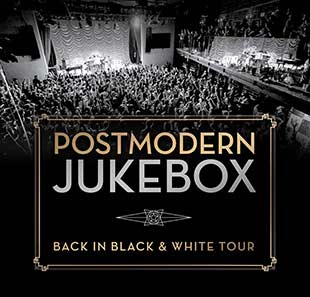 Jazz POSTMODERN JUKEBOX PARIS