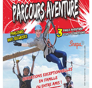 PARCOURS AVENTURES - CHARLEVAL