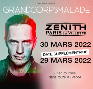 Rap/Hip-hop/Slam GRAND CORPS MALADE MAMERS