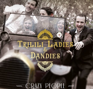 Jazz TRILILI LADIES & DANDIES VOUNEUIL SOUS BIARD