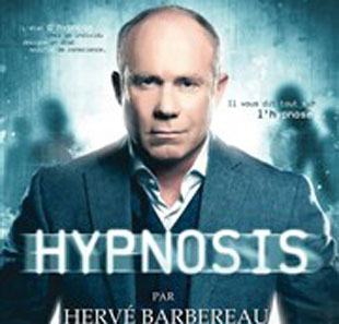 Hypnose HERVE BARBEREAU DANS HYPNOSIS TROYES