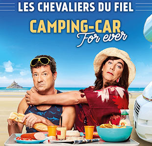 Humoriste(s) LES CHEVALIERS DU FIEL CAMPING-CAR FOR EVER LYON