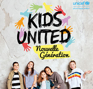 KIDS UNITED - NOUVELLE GENERATION