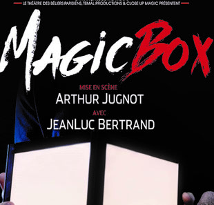 Spectacle de magie MAGIC BOX PARIS