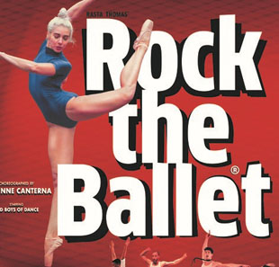 Danse contemporaine ROCK THE BALLET GENEVE