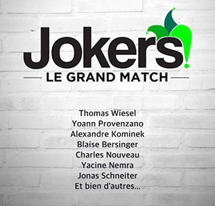 Humoriste(s) JOKERS : LE GRAND MATCH CAROUGE