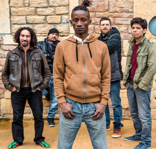 Reggae PAIAKA+SIR JEAN & THE ROOTS DOCTORS MACON