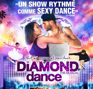 Grand spectacle DIAMOND DANCE THE MUSICAL MONTELIMAR