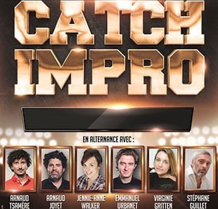 Humoriste(s) CATCH IMPRO PARIS