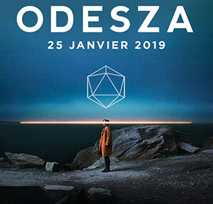 Pop-rock/Folk ODESZA PARIS