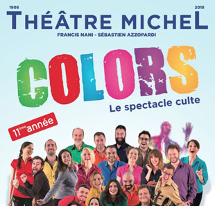 Humoriste(s) COLORS: LE SPECTACLE CULTE PARIS