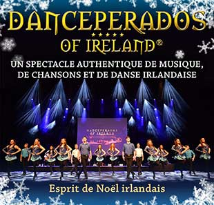 Danse traditionnelle DANCEPERADOS OF IRELAND EPERNAY