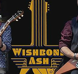 Pop-rock/Folk WISHBONE ASH (UK/USA) VERVIERS