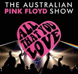 Pop-rock/Folk THE AUSTRALIAN PINK FLOYD SHOW ANNECY