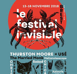 Rock FESTIVAL INVISIBLE 2018 BREST