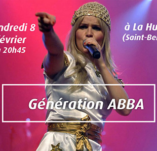 Pop-rock/Folk GENERATION ABBA ST BENOIT