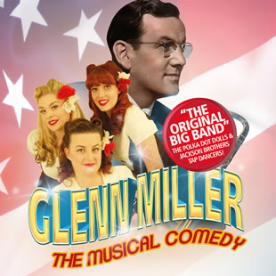 Pop-rock/Folk GLENN MILLER THE MUSICAL COMEDY ANTWERPEN
