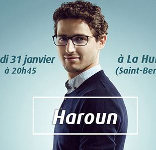 One man/woman show HAROUN ST BENOIT