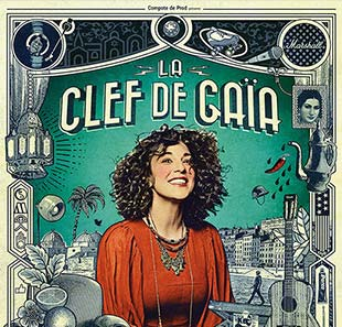One man/woman show LA CLEF DE GAIA CANNES