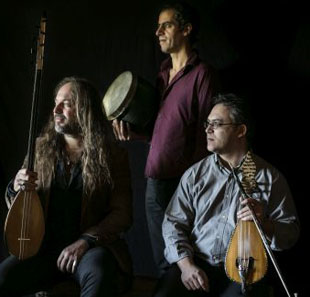 Blues/Country TRIO LOPEZ , PETRAKIS , CHEMIRANI ROUEN