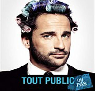 One man/woman show FLORENT PEYRE TROYES