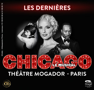 Grand spectacle CHICAGO PARIS