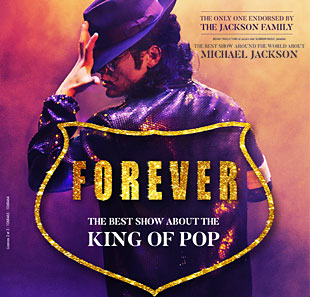 Comédie musicale FOREVER THE BEST SHOW ABOUT THE KING OF POP LIEVIN