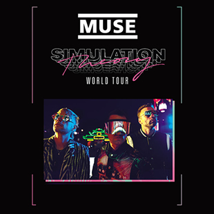 Pop-rock/Folk MUSE - BUS + TICKET STADE DE FRANCE-PARIS MONS
