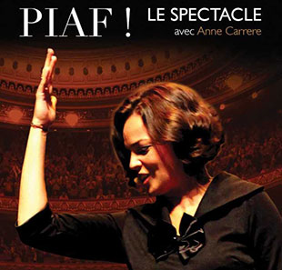 Grand spectacle PIAF ! LE SPECTACLE GENEVE