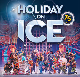 Grand spectacle HOLIDAY ON ICE RENNES