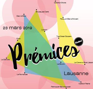 Pop-rock/Folk PREMICES FESTIVAL LAUSANNE
