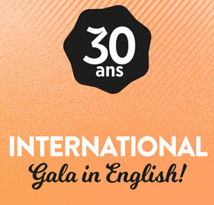 Humoriste(s) INTERNATIONAL GALA IN ENGLISH! MONTREUX