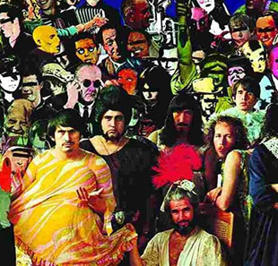 Pop-rock/Folk THE BIZARRE WORLD OF FRANK ZAPPA OOSTENDE