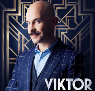 Grand spectacle VIKTOR VINCENT Mental Circus SAINT MAURICE