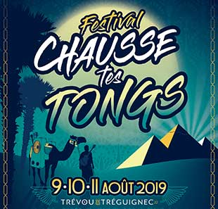 Pop-rock/Folk FESTIVAL CHAUSSE TES TONGS TREVOU TREGUIGNEC