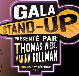 Humor GALA STAND UP MONTREUX