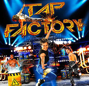 Grand spectacle TAP FACTORY SAINT MAURICE