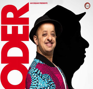 One man/woman show BOODER IS BACK GENEVE