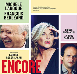 Hedendaags theater ENCORE UN INSTANT GENEVE