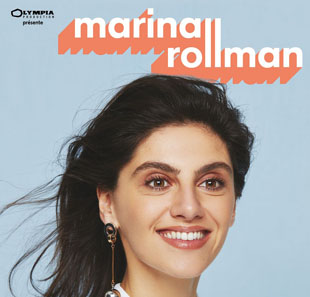 MARINA ROLLMAN - UN SPECTACLE DROLE