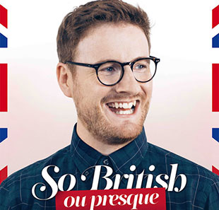 One man/woman show PAUL TAYLOR - SO BRITISH OU PRESQUE GENEVE