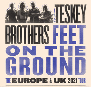 Blues/Country THE TESKEY BROTHERS LAUSANNE