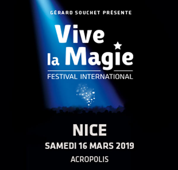 FEST INTERNATIONAL VIVE LA MAGIE