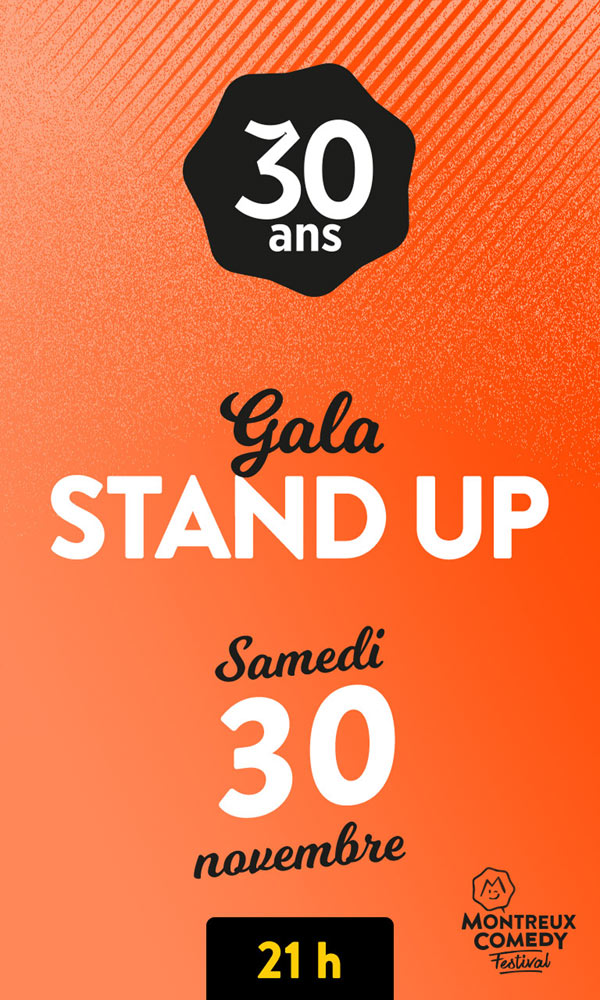 GALA STAND UP