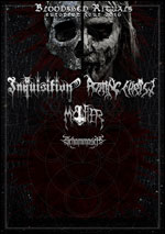 INQUISITION + ROTTING CHRIST